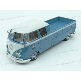 Volkswagen T1 Double Cabin Pick up Truck 1961, AutoCult 1/43 scale