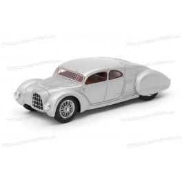Porsche-Auto Union Typ 52 Sportlimousine 1935 + Book of the Year 2017, AutoCult 1/43 scale