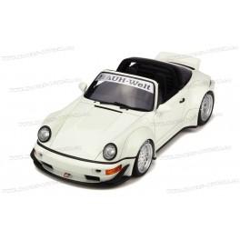 Porsche 911 Type 964 Targa RWB (RAUH-Welt Begriff) 1991, GT Spirit 1/18 scale