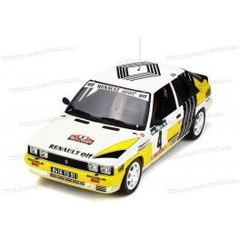 Renault R11 Turbo Nr.4 Rallye du Portugal 1987, OttO mobile 1/18 scale