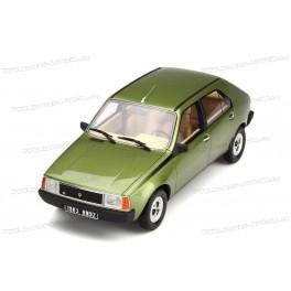 Renault 14 TS 1983, OttO mobile 1/18 scale