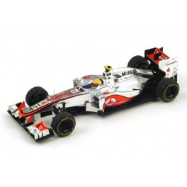 McLaren Mercedes MP4-27 Nr.4 Monaco GP 2012, SPARK 1:43