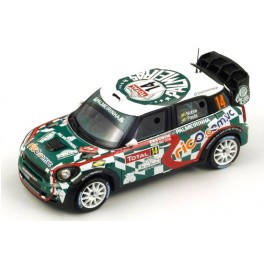 Mini John Cooper Works WRC Nr.14 Rally Monte Carlo 2012, SPARK 1:43