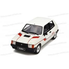 Talbot Samba Rallye 1983 (White), OttO mobile 1/18 scale