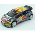 Citroen DS3 WRC Nr.001 Winner Paul Ricard 2016 model 1:43 IXO Models RAM654