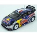 Ford Fiesta WRC Nr.1 Wales Rally GB 2017 model 1:43 IXO Models RAM655