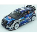 Ford Fiesta WRC Nr.2 Rally Monte Carlo 2017 model 1:43 IXO Models RAM642