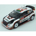 Ford Fiesta WRC No.3 M-Sport Rally Portugal 2017 model 1:43 IXO Models RAM643
