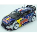 Ford Fiesta WRC Nr.1 Red Bull Winner Rally Monte Carlo 2017 (Championship Rally) model 1:43 IXO Models RAM641