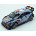 Hyundai i20 Coupe WRC Nr.6 (nebo Nr.4) Rally Tour de Corse 2017 model 1:43 IXO Models RAM646