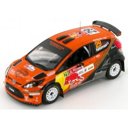 Ford Fiesta S2000 Nr.29 Winner S-WRC Rally Portugal 2010