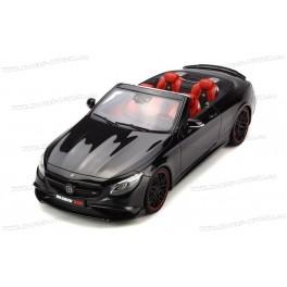 Mercedes Benz (A217) Brabus 850 Cabrio (S63 AMG) 2016 model 1:18 GT Spirit GT194