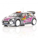 Citroen DS3 Nr.14 Rally Germany 2011, IXO MODELS 1:43