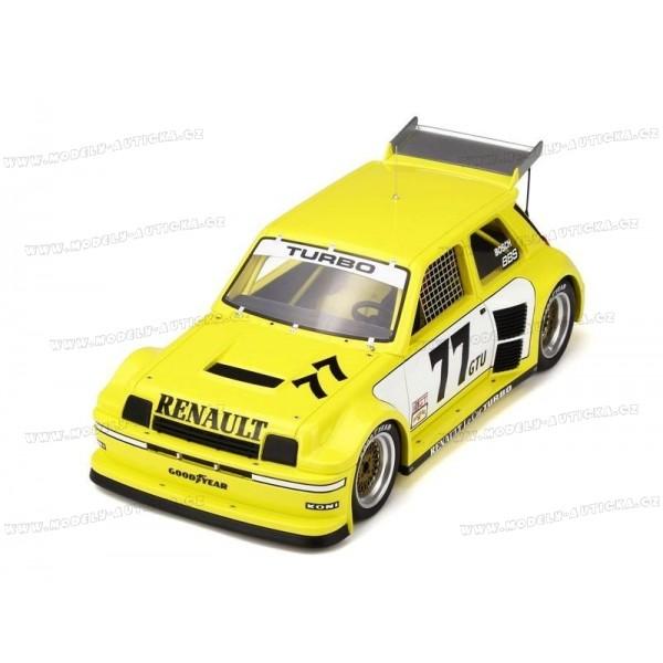 Renault R5 Turbo: Renault 5 Le Car Turbo IMSA Nr.77 (Maxi R5 Turbo) 1981
