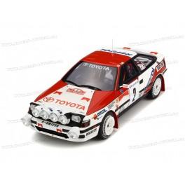 Toyota Celica GT-4 (ST165) Nr.2 Winner Rallye Monte Carlo 1991, OttO mobile 1/18 scale