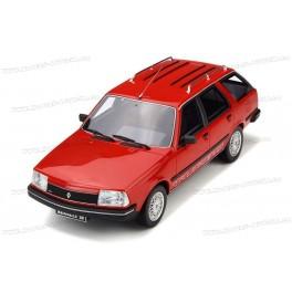 Renault 18 Turbo Break 1984, OttO mobile 1/18 scale