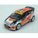 Ford Fiesta RS WRC Nr.8 Winner Monza Rally 2014 model 1:43 IXO Models RAM602