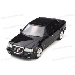 Mercedes Benz (W124) Brabus 500E 6.5 1994, OttO mobile 1/18 scale