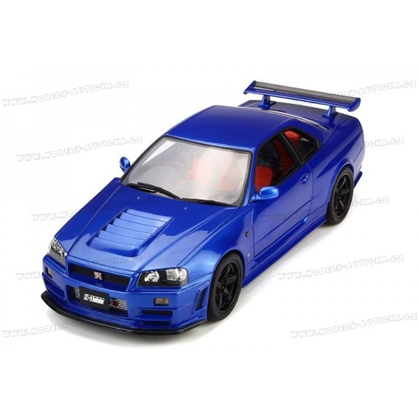 nissan skyline gt r r34 nismo z tune 2005 otto mobile 1. Black Bedroom Furniture Sets. Home Design Ideas