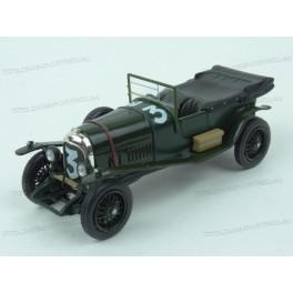 Bentley Sport 3.0 Litre Speed Nr.3 Winner 24h Le Mans 1927, IXO Models 1/43 scale