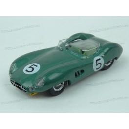 Aston Martin DBR1/300 Nr.5 Winner 24h Le Mans 1959, IXO Models 1/43 scale