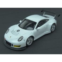 Porsche 911 (991/II) GT3 R Plain Body Version 2017, IXO Models 1/43 scale