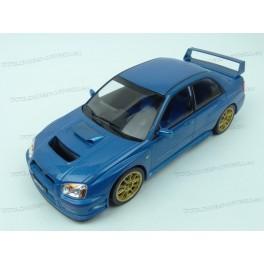 Subaru Impreza WRX STi S9 specs 2003, IXO Models 1/18 scale