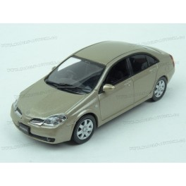 Nissan Primera 2001 (Gold met.) model 1:43 First 43 Models F43-050
