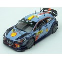 Hyundai i20 Coupe WRC Nr.4 Rally RACC Catalunya (Spain) 2017 model 1:43 IXO Models RAM645B-4
