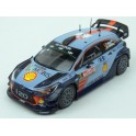 Hyundai i20 Coupe WRC Nr.5 Wales Rally GB 2017 model 1:43 IXO Models RAM645C-5