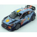 Hyundai i20 Coupe WRC Nr.6 Wales Rally GB 2017 model 1:43 IXO Models RAM645C-6
