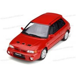 Mazda 323 GT-R 1992, OttO mobile 1/18 scale