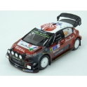 Citroen C3 WRC Nr.11 Rally Mexico 2018 model 1:43 IXO Models RAM671