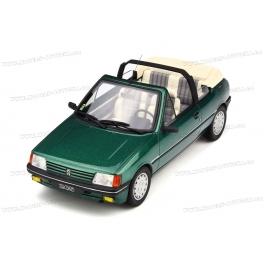 Peugeot 205 Roland Garros Cabriolet 1989, OttO mobile 1/18 scale