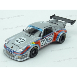 Porsche 911 Carrera RSR 2.1 Turbo Nr.22 Martini Racing 2nd Le Mans 1974 model 1:43 IXO Models LMC158A