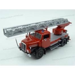 IFA S4000 DL Fire Brigade (Hasiči) 1962, IXO Models 1/43 scale