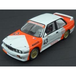 BMW (E30) M3 Nr.43 Bigazzi Team WTCC 1987, IXO Models 1/43 scale