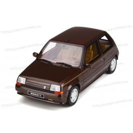 Renault Super 5 Baccara 1988, OttO mobile 1/18 scale