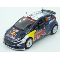 Ford Fiesta R5 Nr.31 Rally Monte Carlo 2018 model 1:43 IXO Models RAM668
