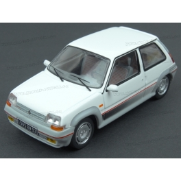 Renault 5 GT Turbo 1985, IXO Models 1/43 scale