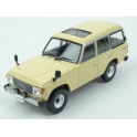 Toyota Land Cruiser LC60 1982 (Beige) model 1:43 First 43 Models F43-072