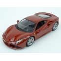Ferrari 488 GTB 2015 model 1:24 Bburago BB-24-18-26013R