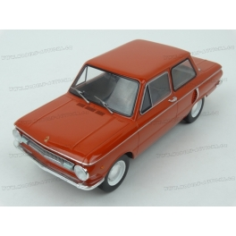 Zaporožec ZAZ 966 1966 (Red), MCG (Model Car Group) 1/18 scale