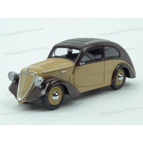 Modely aut - Zbrojovka Z6 Hurvínek 1935 1:43