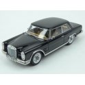 Merdeces Benz 600 (W100) Nallinger Coupe 1963 (Black) model 1:43 BoS Models BOS43516