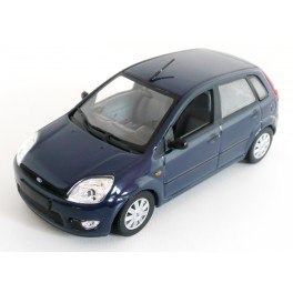 Ford Fiesta 2002 5-Door, Minichamps 1:43