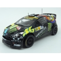 Ford Fiesta RS WRC Nr.46 Winner Monza Rally 2012 model 1:18 IXO MODELS 18RMC016