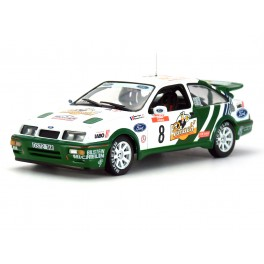 Ford Sierra RS Cosworth Nr.8 Rallye Tour de Corse 1988, IXO MODELS 1:43