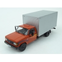 Chevrolet D-40 Box Truck 1985 model 1:43 WhiteBox WB267