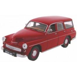 Warszawa 203 Kombi 1960